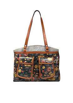 Patricia Nash Belver Top-Zip Tote