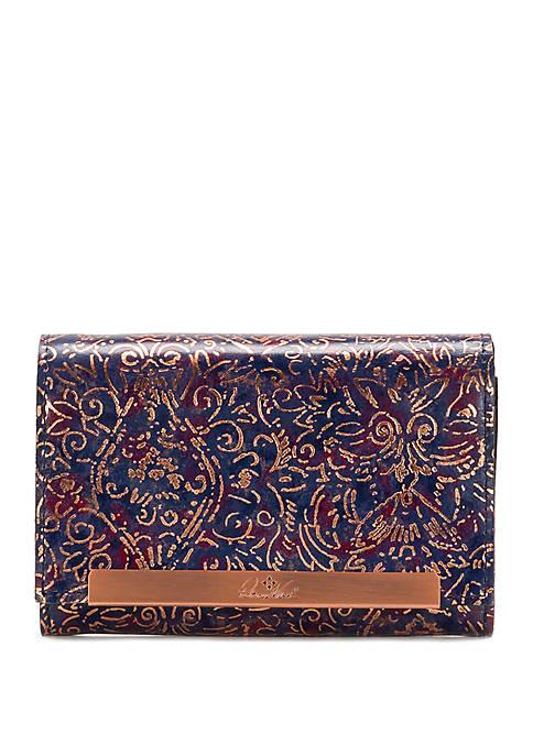 Patricia Nash Kimono Tapestry Cametti Wallet