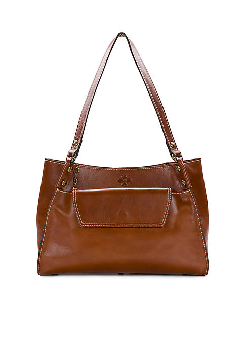 Patricia Nash Segovia Tote with Removable Clutch