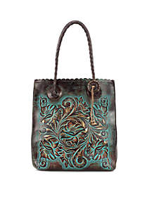 Tooled Cavo Tote