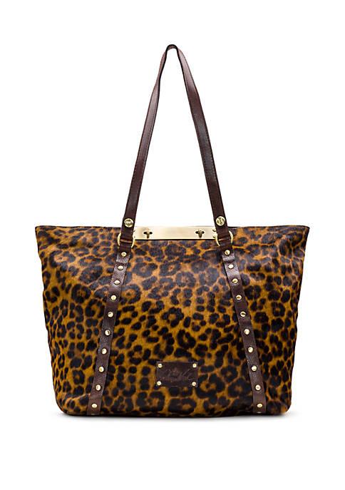 Patricia Nash Benvenuto Convertible Tote Bag