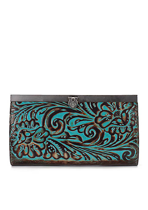 Tooled Cauchy Wallet