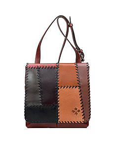 Patricia Nash Patchwork Granada Crossbody Bag