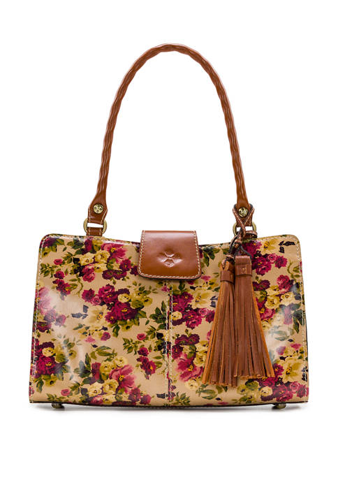 Antique Rose Rienzo Satchel
