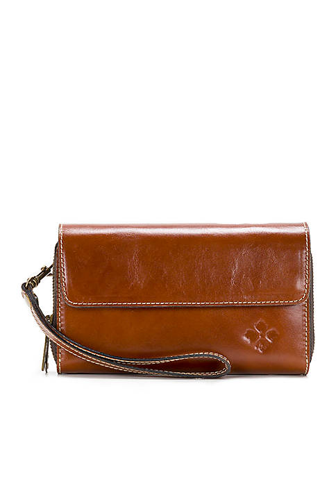 Patricia Nash Cecita Zip Around Wristlet