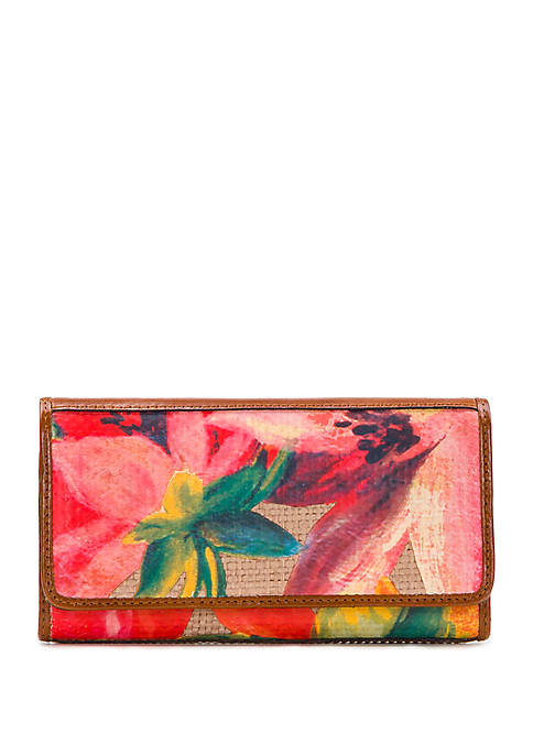 Patricia Nash Terresa Spring Multi Wallet