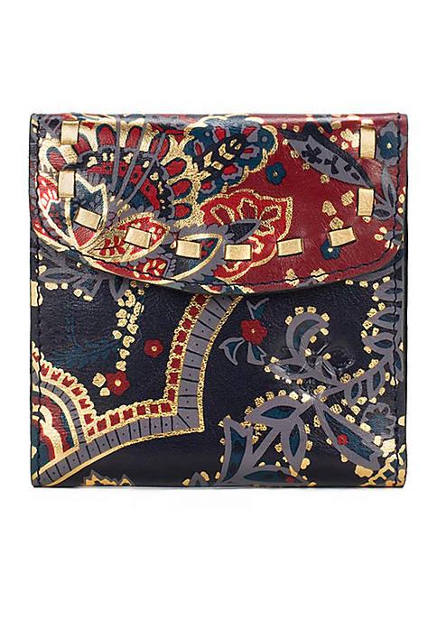 Patricia Nash Rieti Bi-Fold Frame Wallet