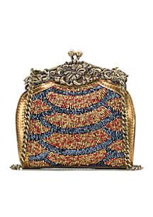 Rosaria Frame Crossbody Bag