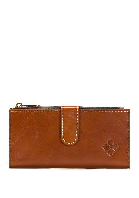 Patricia Nash Nazari Heritage Wallet