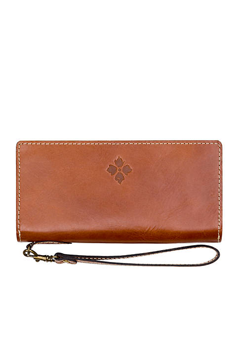 Patricia Nash Ghita Zip Around Wristlet