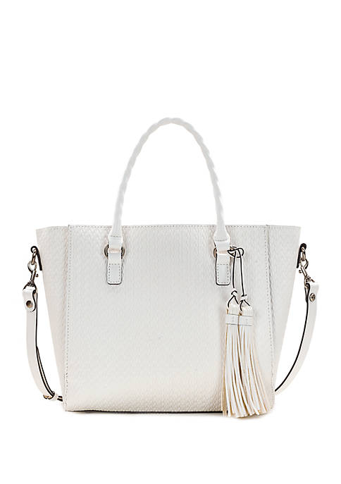 Patricia Nash Mariola Twisted Braid Tote