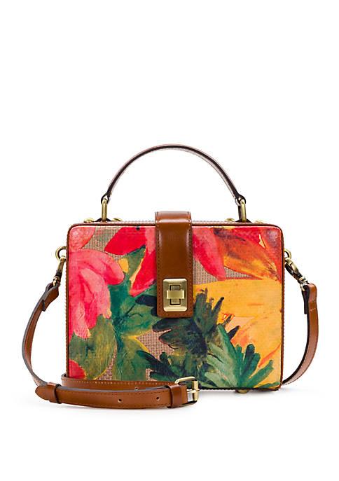 Tauria Spring Straw Box Bag