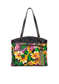 Patricia Nash Poppy Tote Bag