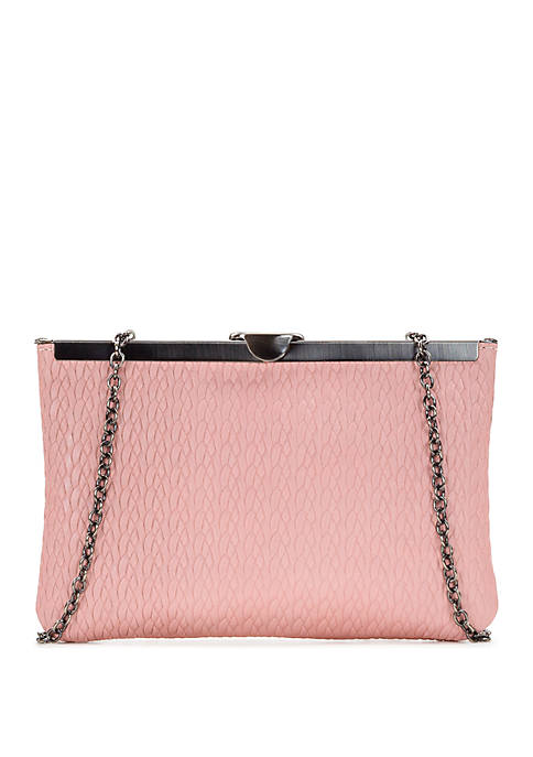 Patricia Nash Asher Twisted Frame Clutch