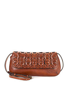 Patricia Nash Baku Clutch C/B New Chainlink
