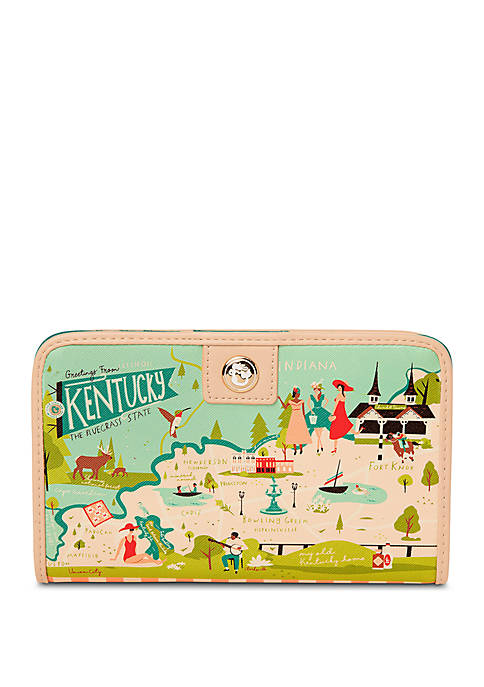 Kentucky Snap Wallet