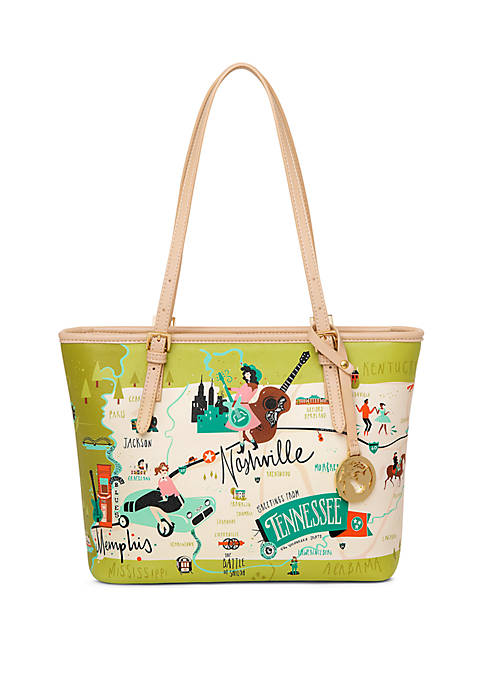 spartina 449 Tennessee Small Tote