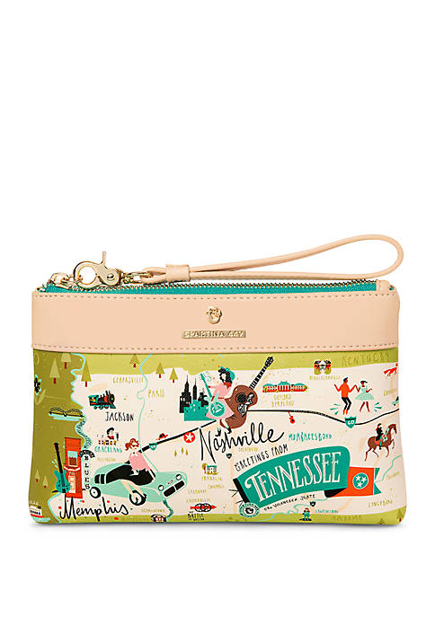 Tennessee Scout Wristlet