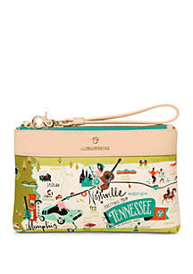 spartina 449 Tennessee Scout Wristlet