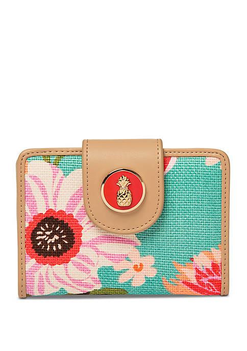 Yacht Club Mini Wallet