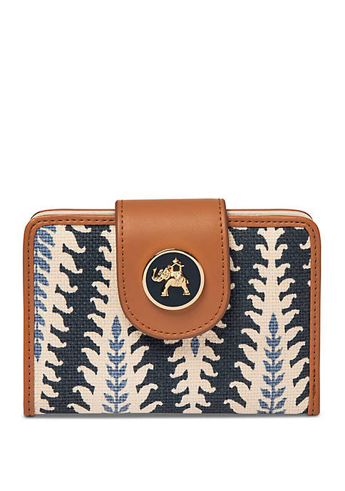 spartina 449 Lighthouse Yacht Club Mini Wallet