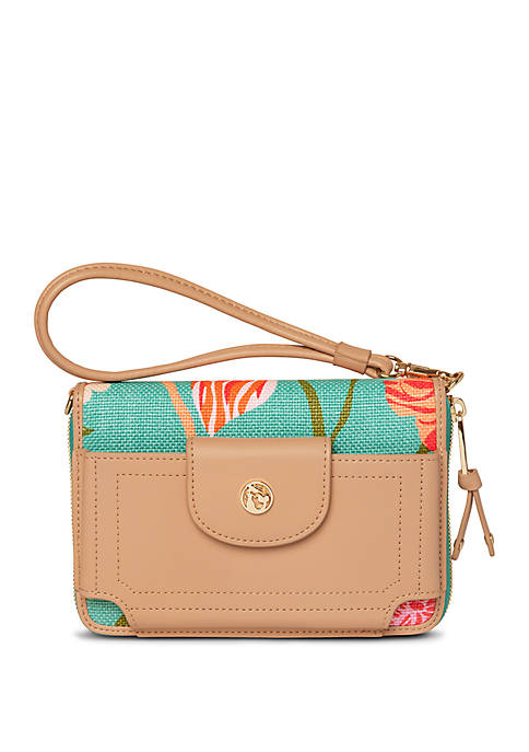 spartina 449 Broughton Multi Phone Wristlet