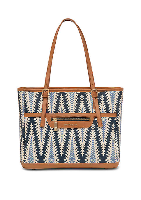Lighthouse Avery Tote Bag