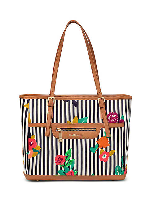 spartina 449 Avery Shelter Cove Tote