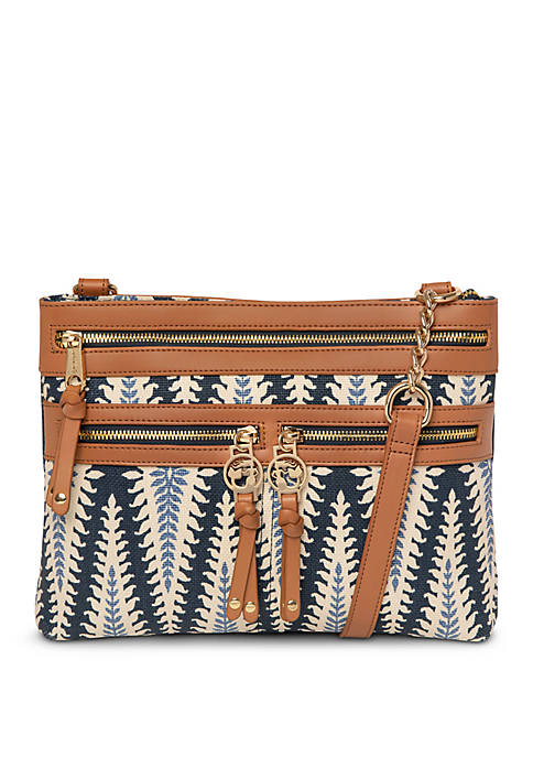 spartina 449 Lighthouse Zipper Hipster Crossbody