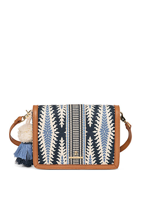 spartina 449 Lighthouse Boho Clutch Crossbody Bag
