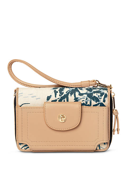 spartina 449 Daise Seascape Multi Phone Wallet