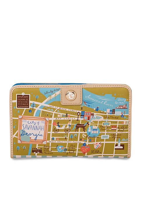 Savannah Snap Wallet