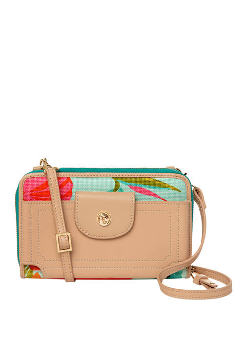 spartina 449 Moreland Multi Phone Crossbody Bag