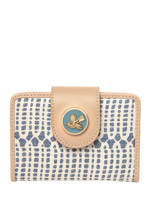 Songbird Yacht Club Mini Wallet