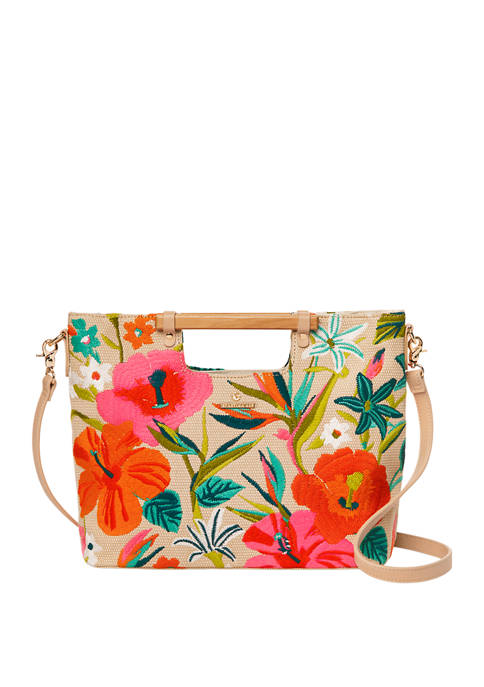 Moreland Embroidered Lark Tote