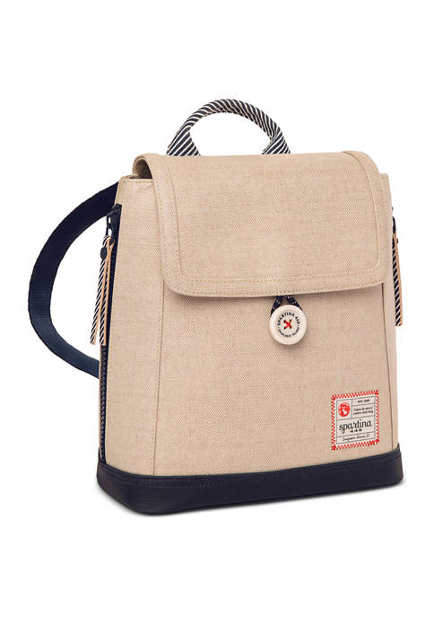 Armada Backpack- Flax
