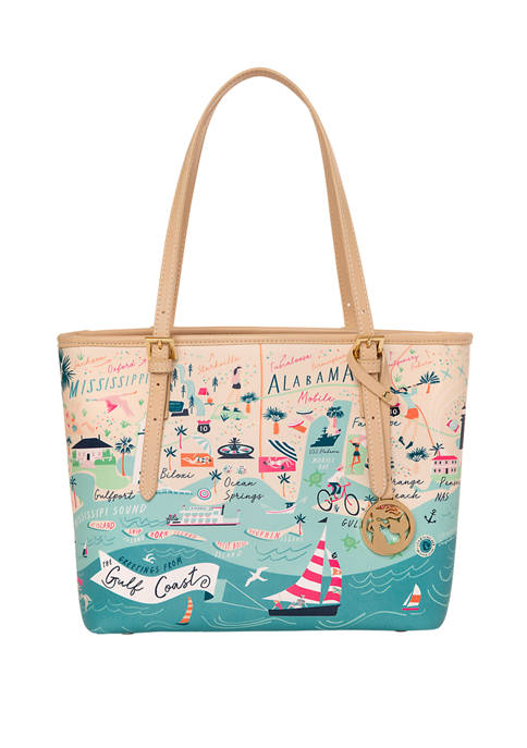 spartina 449 Gulf Coast Small Tote