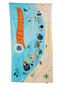 spartina 449 Sea Islands Beach Towel