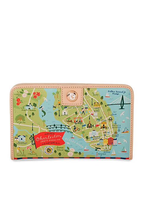 spartina 449 Charleston Snap Wallet