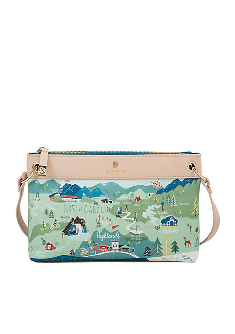 spartina 449 Blue Ridge Mountain Crossbody