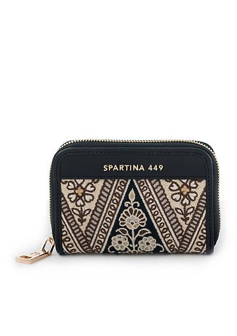 spartina 449 Henna Zip Wallet