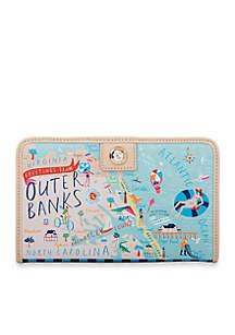 spartina 449 Outer Banks Snap Wallet