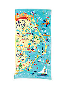 spartina 449 Outer Banks Beach Towel