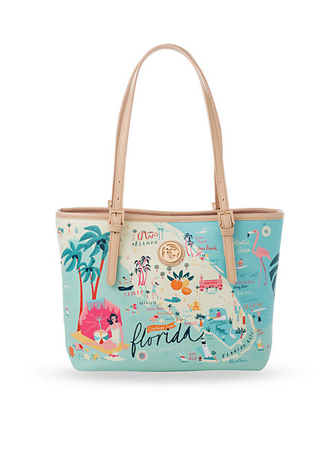 spartina 449 Florida Small Tote