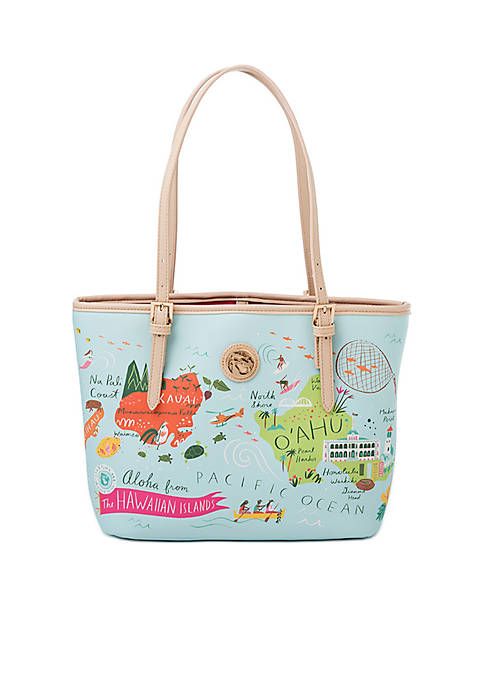 spartina 449 Hawaii Small Tote