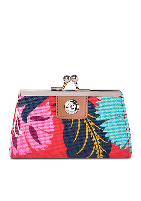 spartina 449 Little Bermuda Island Coin Purse