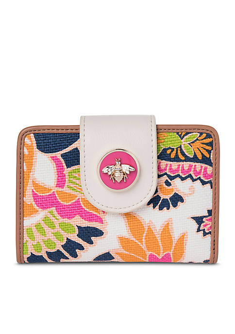 spartina 449 High Ebb Yacht Club Mini Wallet