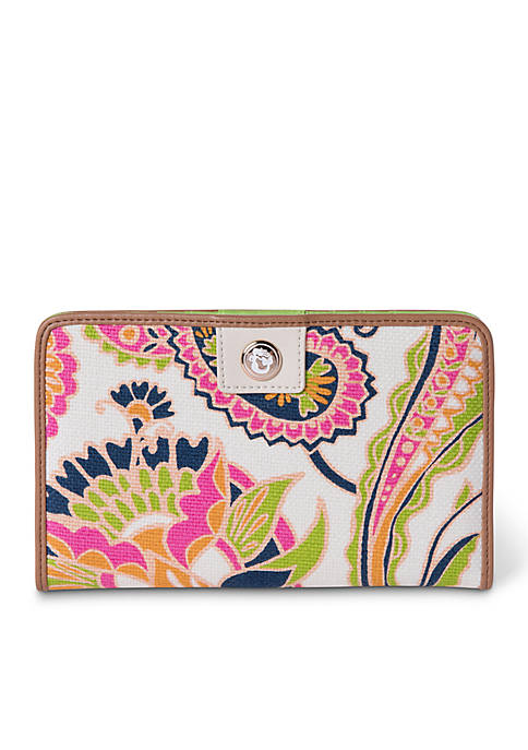 spartina 449 High Ebb Snap Wallet