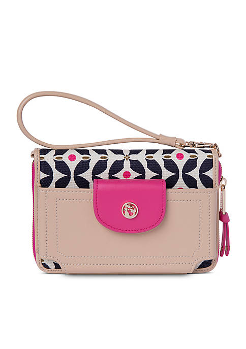 spartina 449 Maritime Multi Phone Wallet