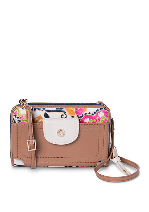 spartina 449 High Ebb Multi Phone Crossbody